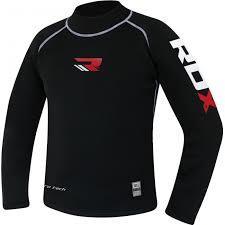 Термобелье/Рашгарды Рашгард RDX Fight MMA X3 Rash Guard T-Shirt Black 1.jpg