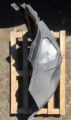 Подкрылок левый МАН ТГА для грузовых автомобилей, б/у.   Оригинальные номера - 81612300149; 81612300213