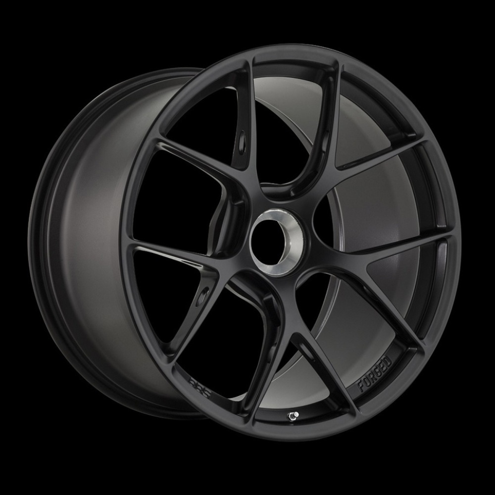 Диск колесный BBS FI-R 12x20 CentralLock ET44 CB84.0 satin black