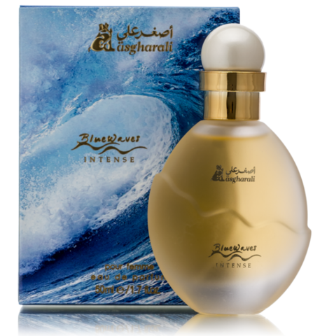 BLUE WAVES INTENSE POUR FEMME / Синие Волны Интенсивные Пур Фам 50мл