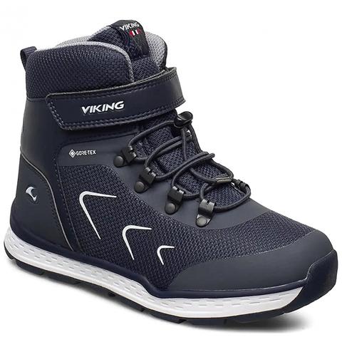 Ботинки Викинг Liam GTX Navy/White