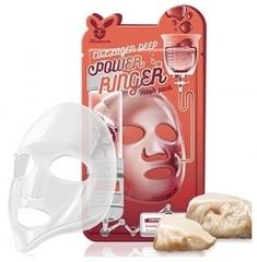 Тканевая маска для лица КОЛЛАГЕН Elizavecca Collagen Deep Power Ringer Mask Pack