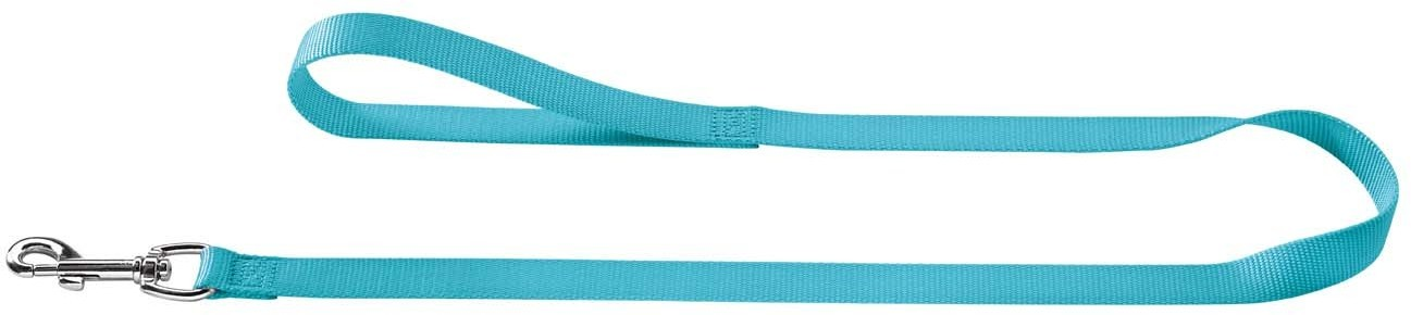 Поводки Поводок для собак Hunter Smart Ecco 10/110 нейлон бирюзовый 92187.jpg