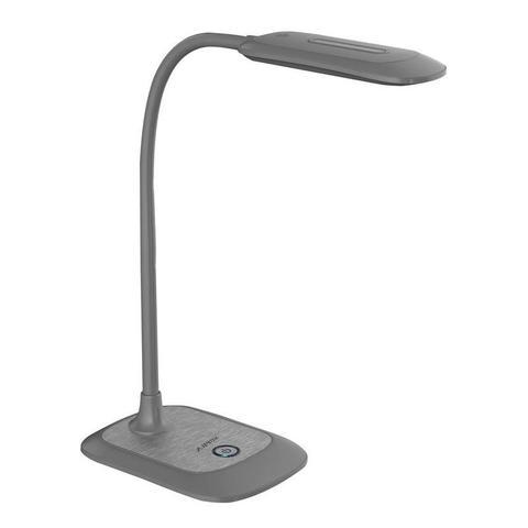 Настольная лампа SUPRA SL-TL335 grey&silver