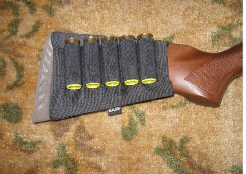 Патронташ на приклад Allen Buttstock Shotgun
