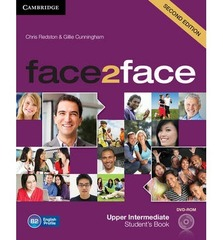 face2face (Second Edition) Upper-intermediate Student's Book with DVD-ROM