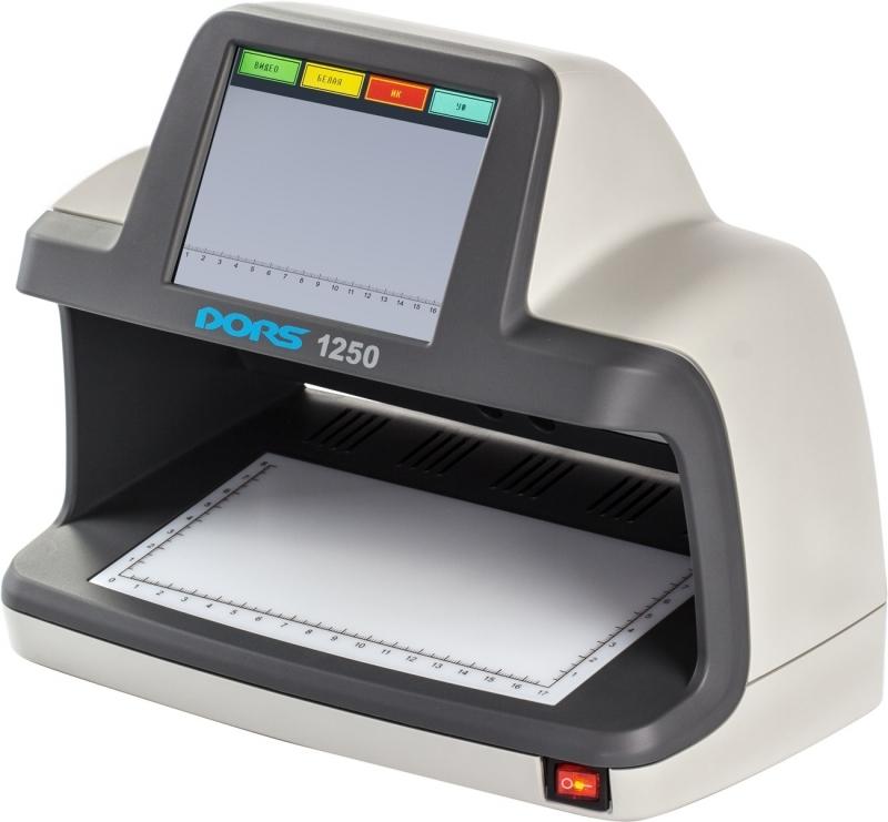 Детектор валют DORS 1250 M1