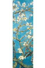Закладка с резинкой. Ван Гог. Цветущие ветки миндаля