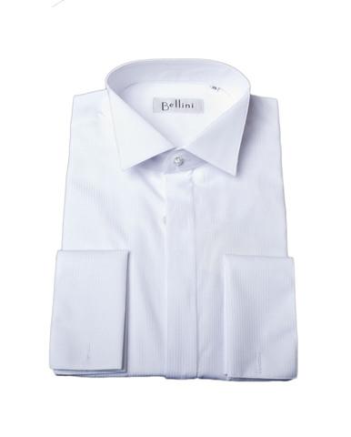Рубашка Bellini Italy под бабочку белая