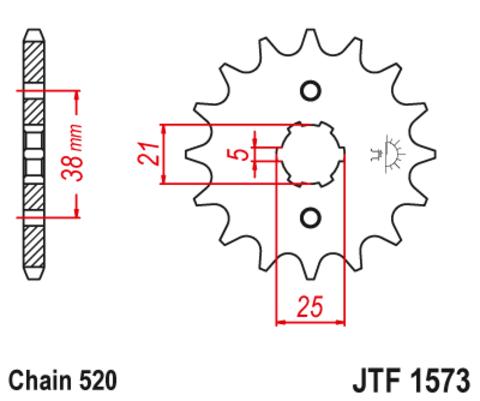 JTF1573