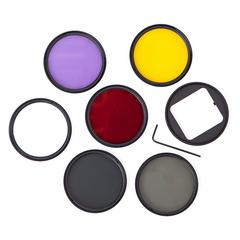 Набор светофильтров для GoPro 3+/4