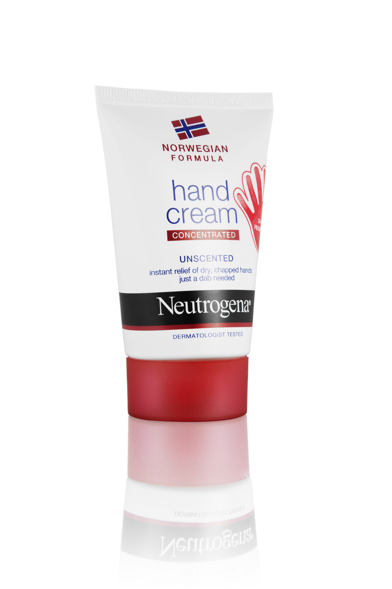 Neutrogena крем для рук без запаха 50 мл.