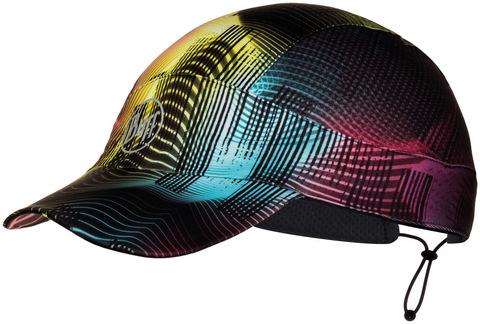 Спортивная кепка для бега Buff Pack Run Cap R-Grace Multi фото 1
