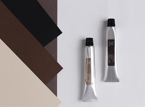 OVB-001 Интенсивная краска для бровей и ресниц Vector Русая