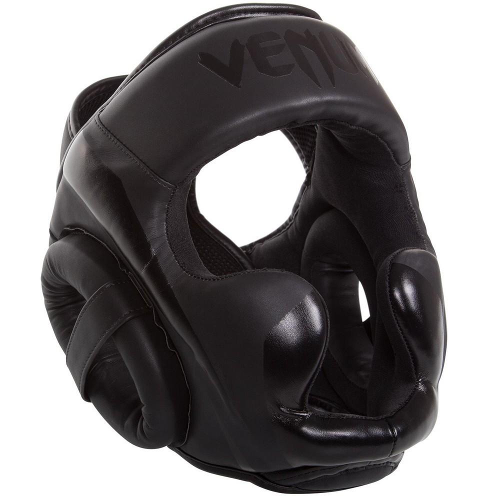 Шлемы Шлем Venum Elite Headgear - Black 1.jpg