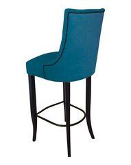 Барный стул с каретной стяжкой