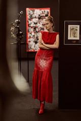 Анастасия. Платье женское. PL-472