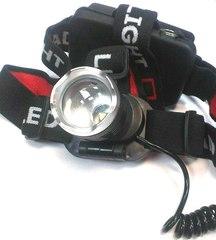 Налобный фонарь Bailong BL-T09 Police 20000W
