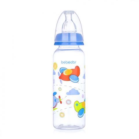 Əmzikli butulka 250 ml 3 ay+