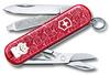 Нож-брелок Victorinox Classic LE 2021, 58 мм, 7 функций, Lucky Cat