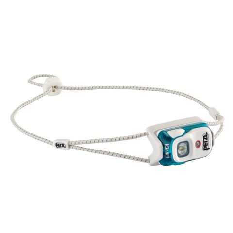 Фонарь светодиодный налобный Petzl Bindi синий, 200 лм, аккумулятор