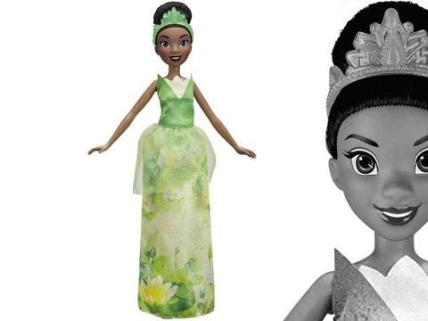 Кукла Тиана Королевское сияние