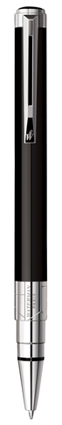 Шариковая ручка Waterman Perspective, цвет: Black CT, стержень: Mblue
