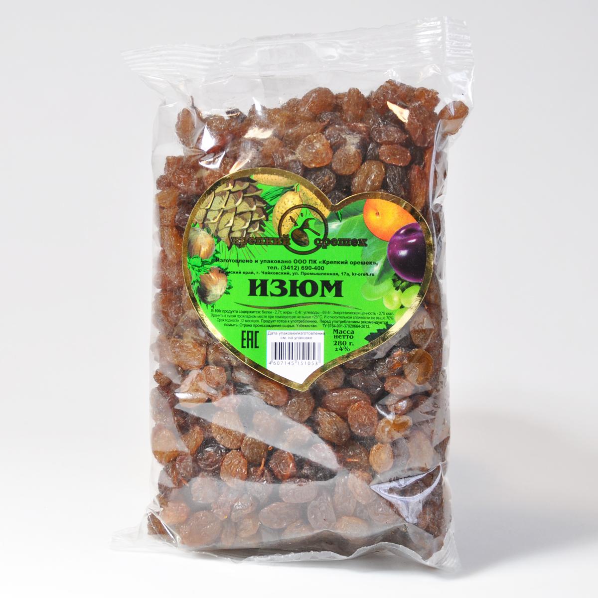 Ассорти фруктово-ореховое 150 гр