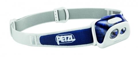 Фонарь налобный PETZL TIKKA Plus, синий, новый