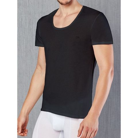 Мужская футболка черная Doreanse 2525