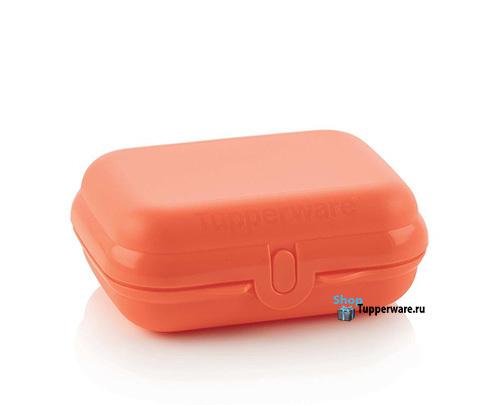 Ланч-бокс Эко+ оранжевый