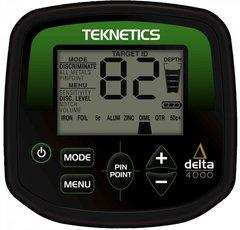 Металлоискатель Teknetics Delta 4000 11