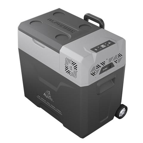 Компрессорный автохолодильник Alpicool CX50-S (50 л, 12/24/220)
