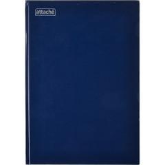 Книга учета бухгалтерская Attache офсет А4 144 листа в клетку на сшивке (обложка - бумвинил)