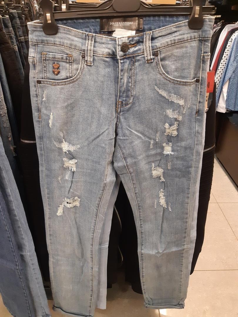 Джинсы Dolce Gabbana 395838