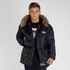Куртка Lonsdale 117004 Black