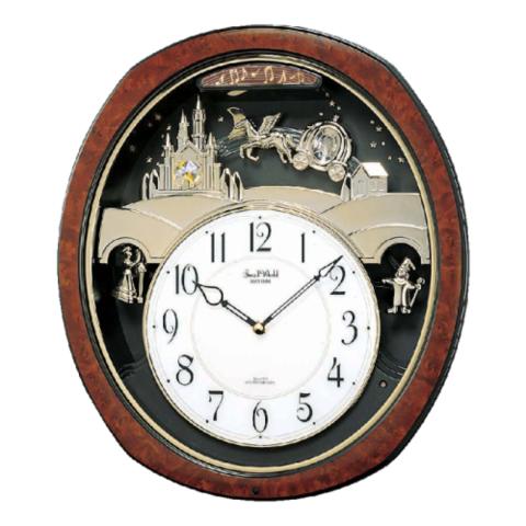 Настенные часы Rhythm 4MH862WU23