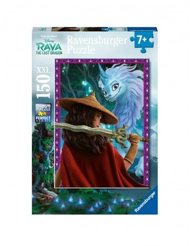 Puzzle Raya and the last Dragon 150 pcs