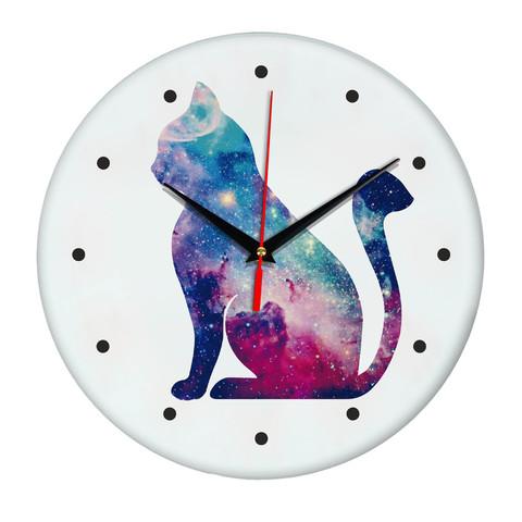 Сувенир и подарок часы cats0084