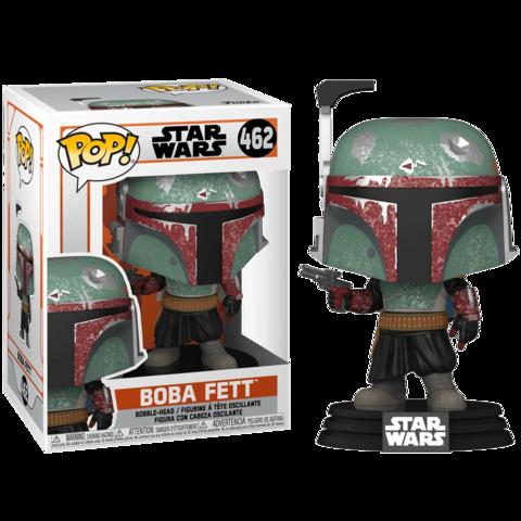 Funko POP! Bobble Star Wars Mandalorian Boba Fett (462)