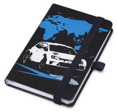 Записная книжка Volkswagen Motorsport