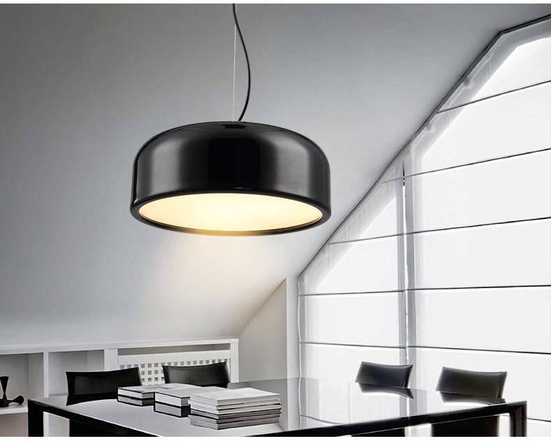 Подвесной светильник копия Smithfield by Flos D48 (черный)