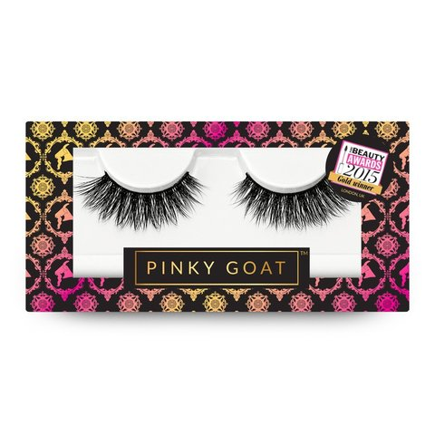 Ресницы Pinky Goat Glam Collection Lashes «ARWA»
