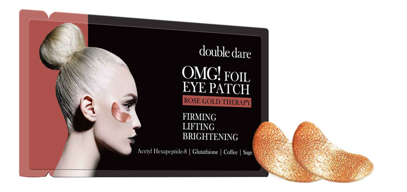 Double Dare OMG! Patches Rose Gold