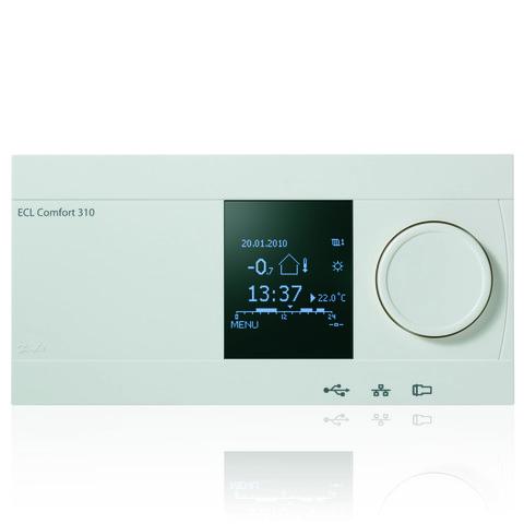 087H3040 Danfoss Электронный регулятор ECL Comfort 310