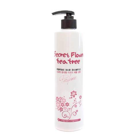 Парфюмированный шампунь для волос Bosnic с цветочным ароматом 500 мл