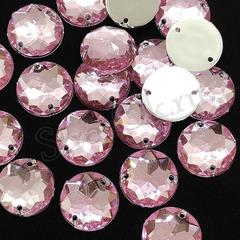 Купите пришивные стразы оптом Light Rose, Rivoli-Star в интернет-магазине