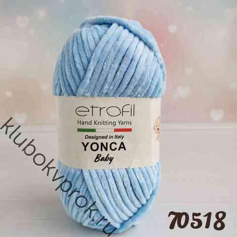 ETROFIL YONCA 70518, Голубой