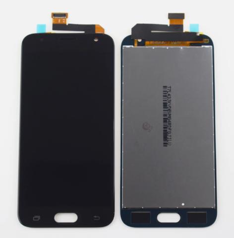 LCD SAMSUNG J3 (2017) J330 + Touch Black Orig MOQ:5