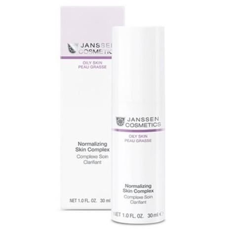 JANSSEN COSMETICS Нормализующий концентрат для жирной кожи  | Normalizing Skin Complex
